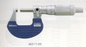 Micrometter đo ngoài cơ khí M317-25 ( Mitutoyo)