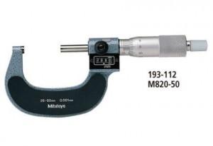 Micrometer đo ngoài dạng đếm Mitutoyo