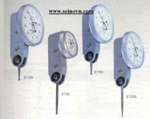 Đồng hồ số 213G/212L/215G/212GL